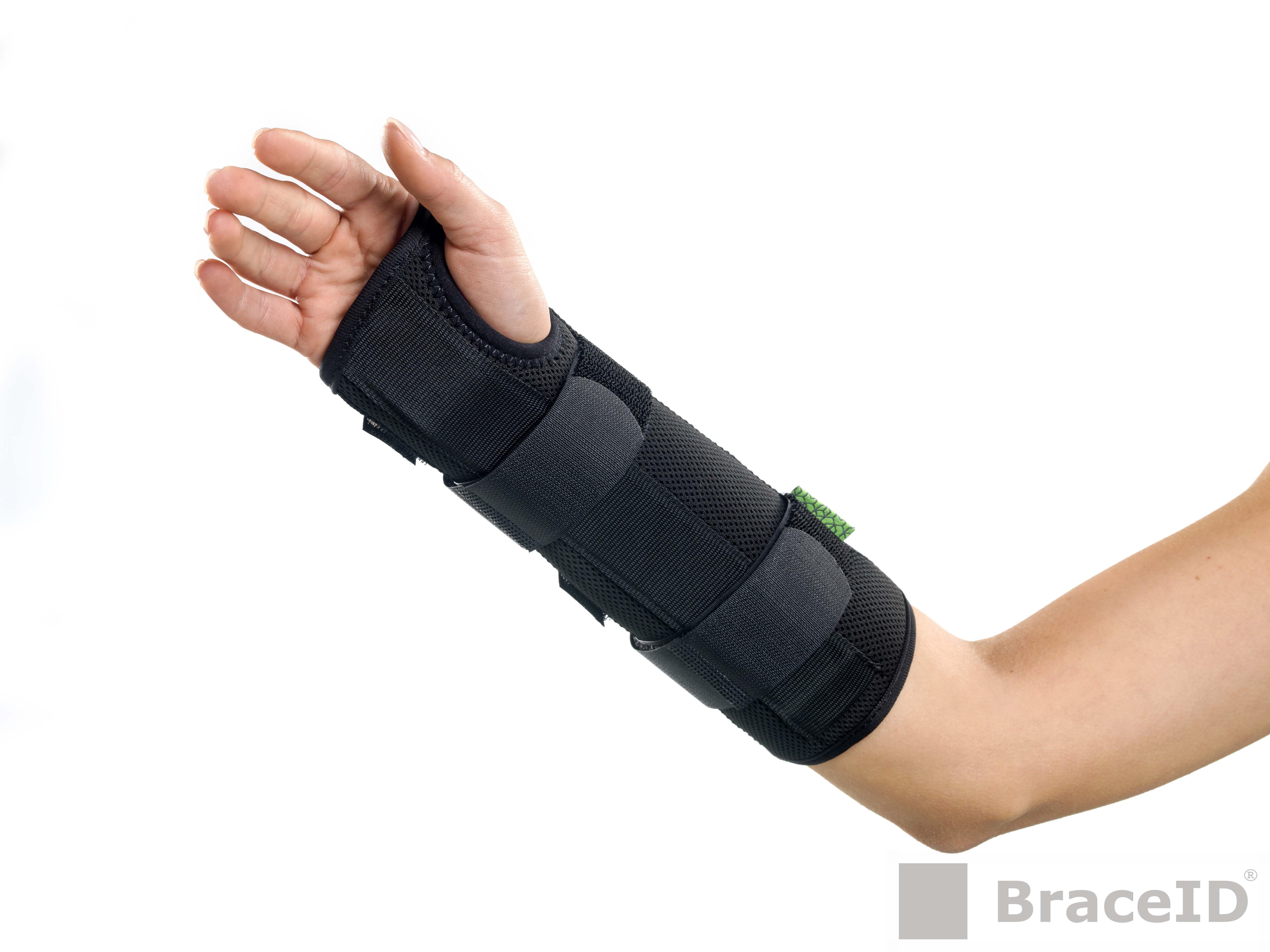 Long D-Ring Wrist Brace 2