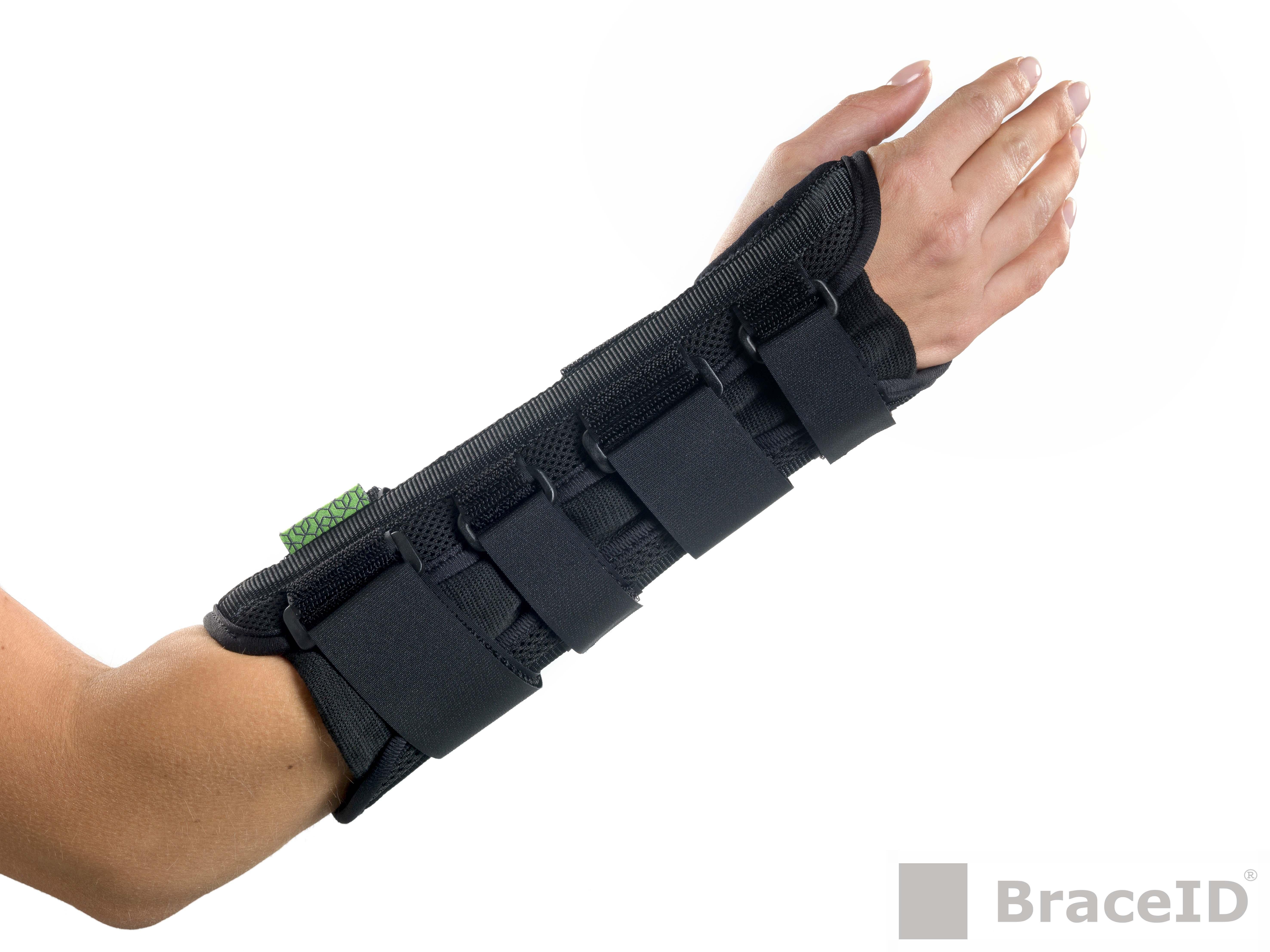 Long D-Ring Wrist Brace