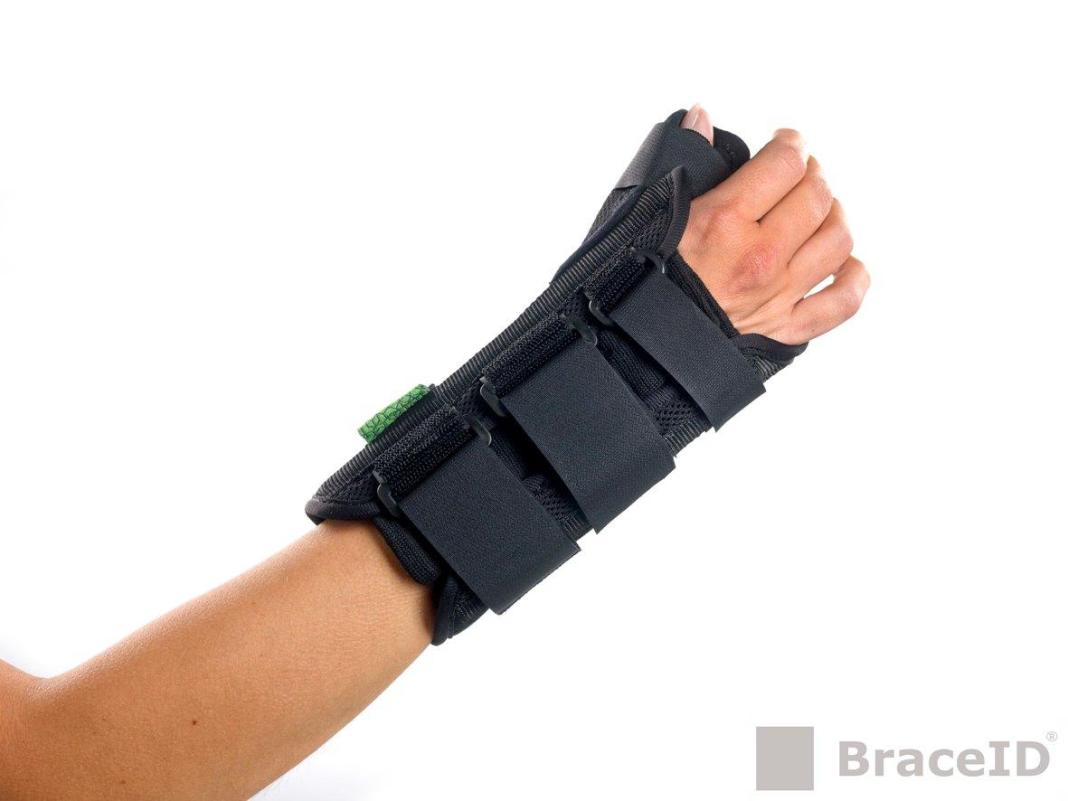 D-Ring Wrist-Thumb Brace 2