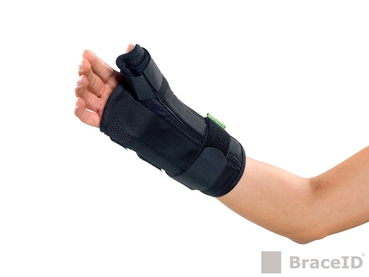 D-Ring Wrist-Thumb Brace