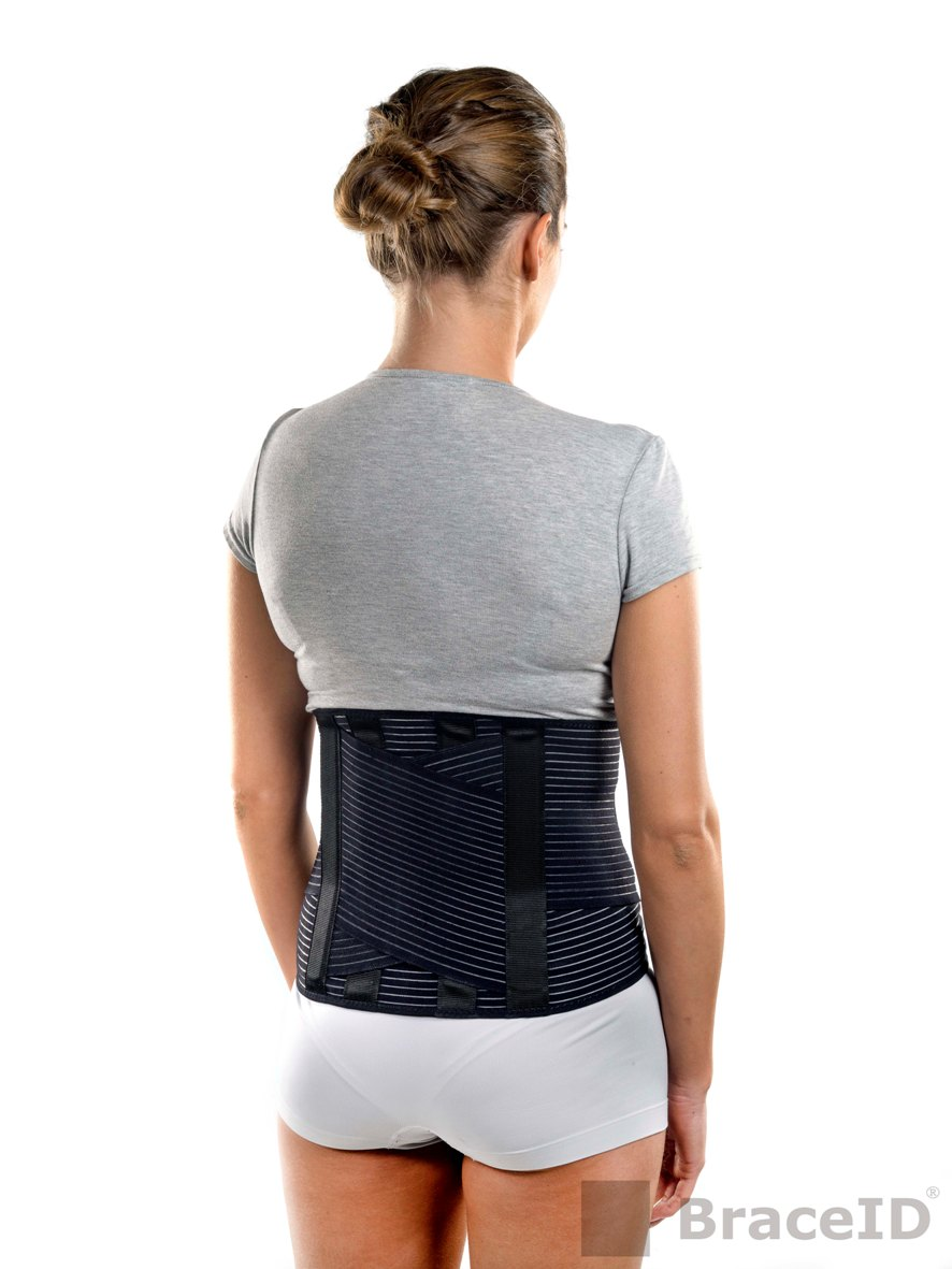 Double Cross Back Support